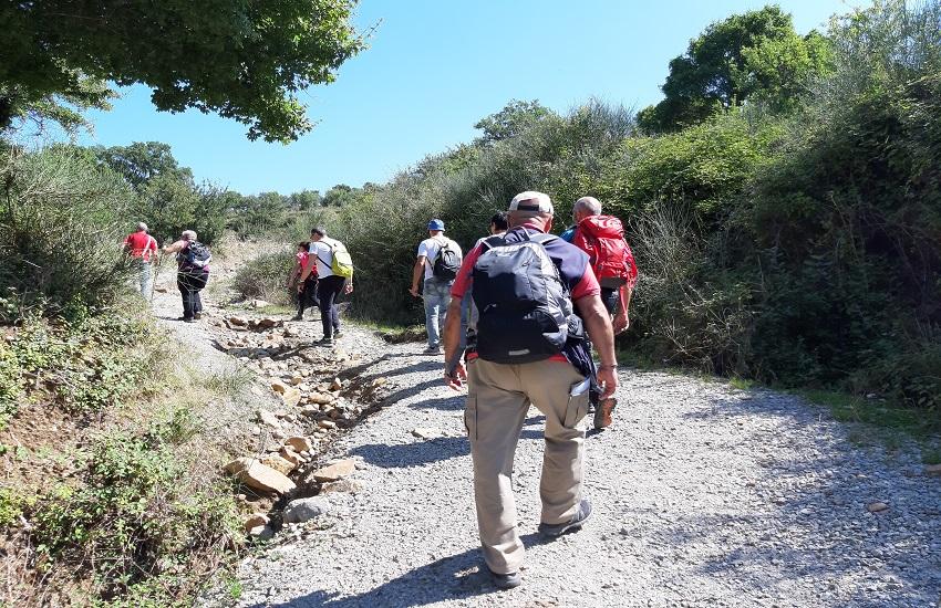 trekking Madonie