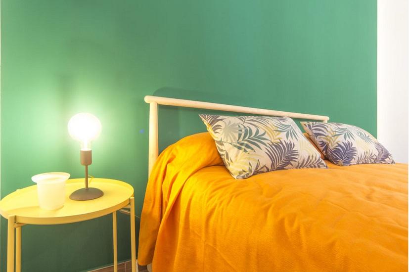 casa vacanze il sogno camera letto