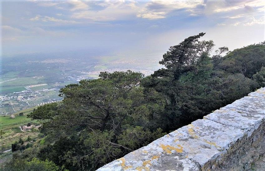 Trekking monte Erice