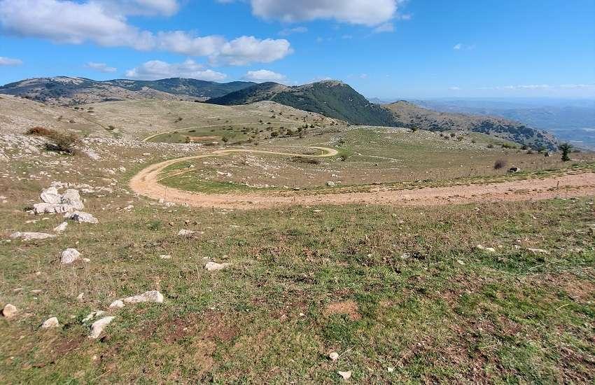 I ciliegi di Chiusa Sclafani i boschi di Rifesi e Pizzo Gallinaro (2)